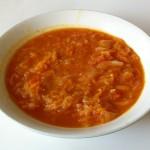 Iニンジンのスープ