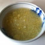 キャベツとジャガイモのスープ