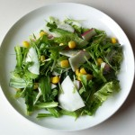 野菜サラダ(2013/2/19)