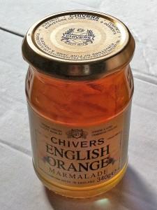 シバース オレンジマーマレード
